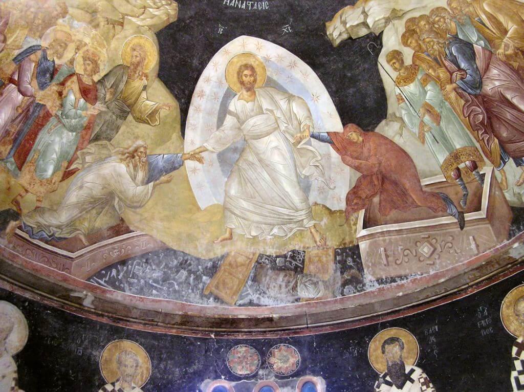 Easter-Chora-Anastasis