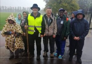 Pilgrimage Walsingham Day 1